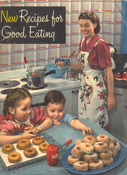 retro donut doughnut image