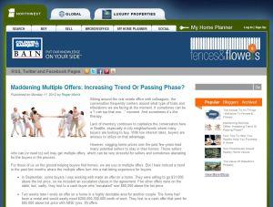 Fences & Flowers blog image