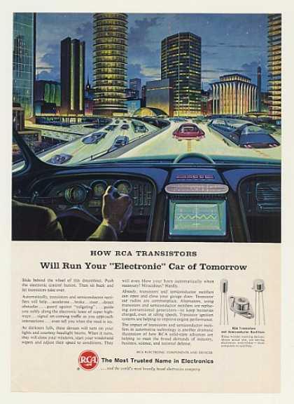 RCA electronic car