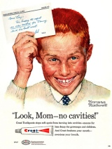 Look, Mom–No Cavities!