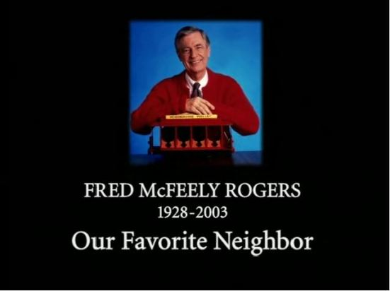 Mister Rogers Tribute Video by PBS