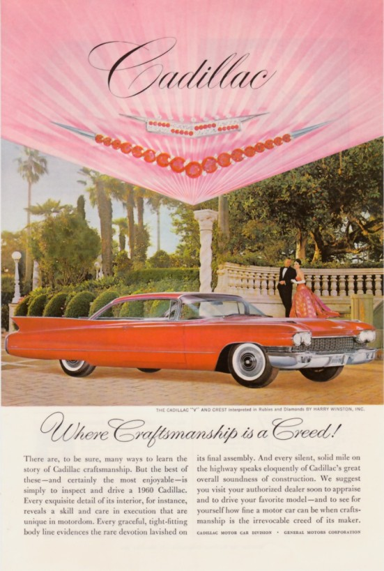 red cadillac ad 2