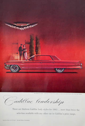 red cadillac etsy