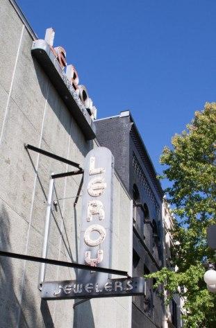 Leroy Jewelers, Tacoma