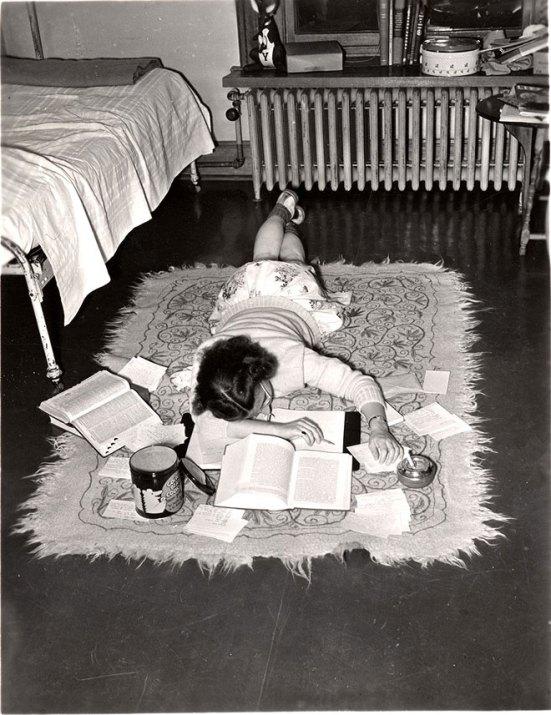 vassar college 1950s