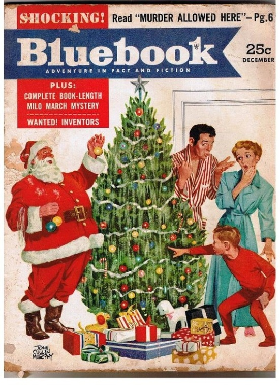 bluebook magazine december 1953